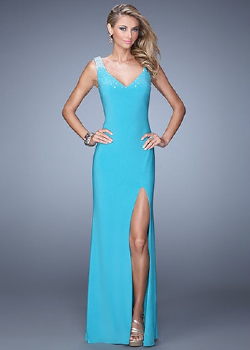 La Femme 20984 Evening Dress