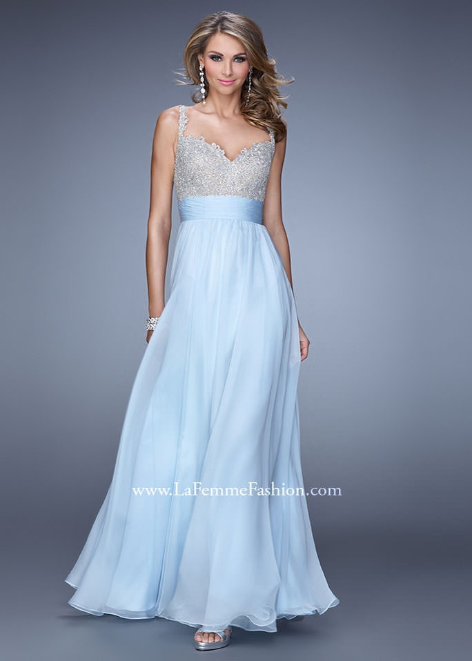La Femme 21505 Dress and Evening Gown