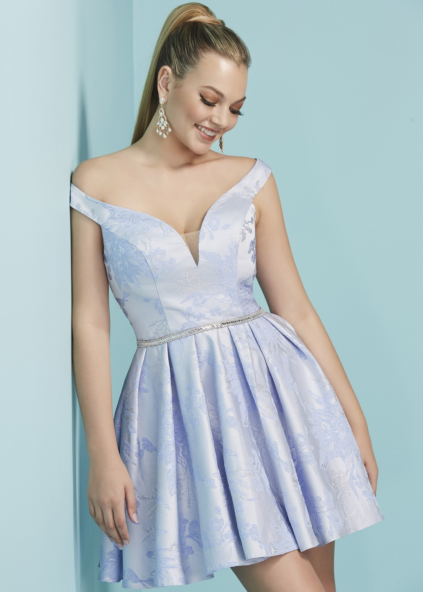 Tiffany Homecoming Dress 27281