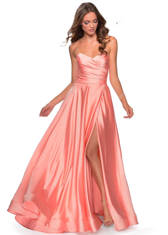 La Femme 28608 Evening Dress