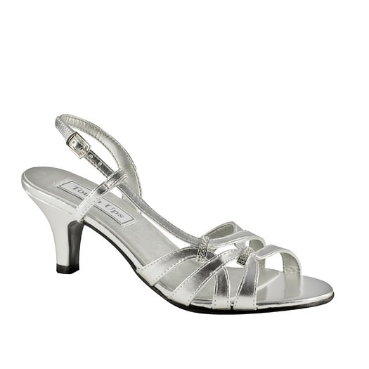 Donetta by Touch Ups Low Heel Shoes
