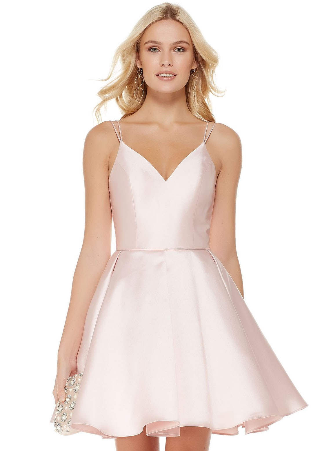Alyce 3764 Elegant V-Neck Party Dress