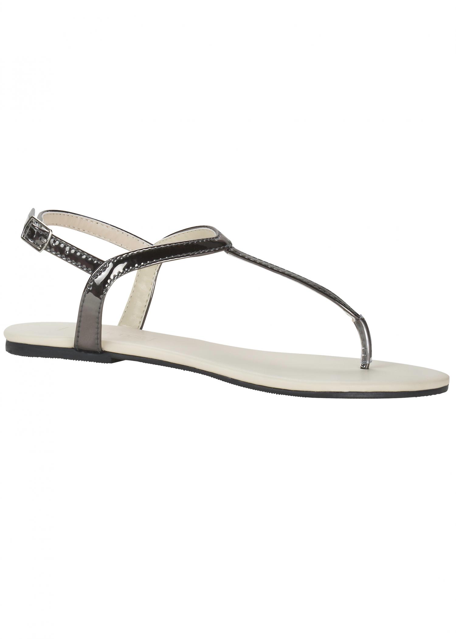 Touch Ups Steele Flat Thong Sandal