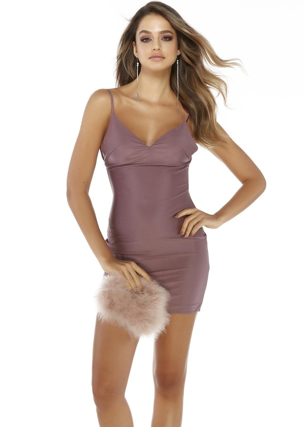 Alyce 4273 Slinky Stretch Short Dress