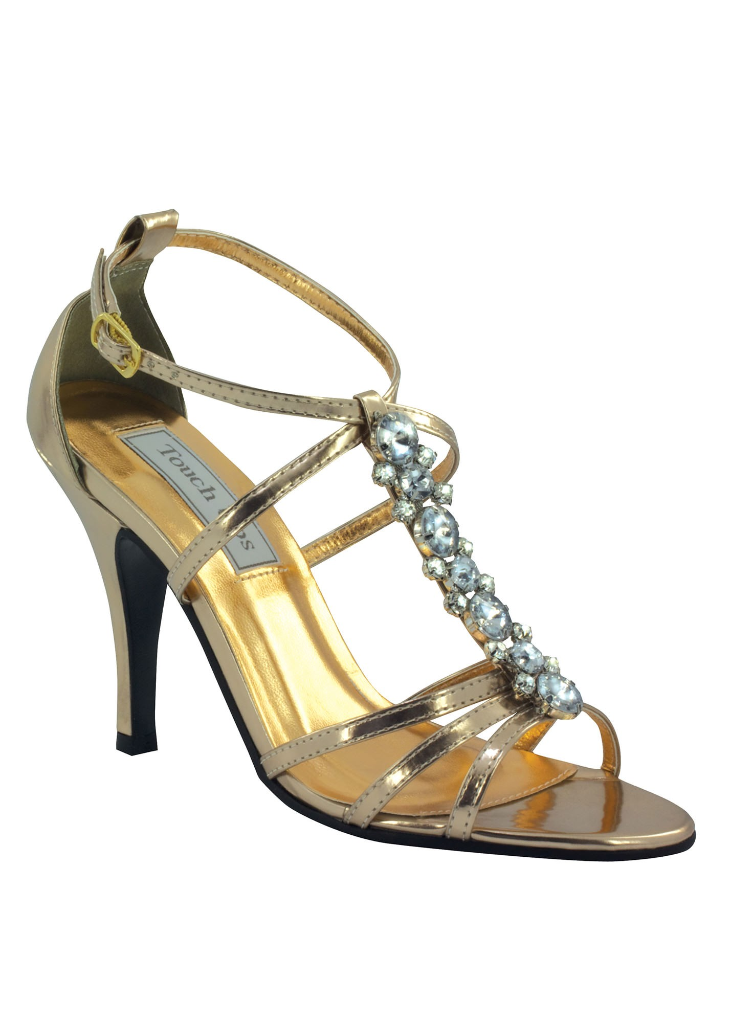 Vanessa by Touch Ups Stunning Jeweled Sandal