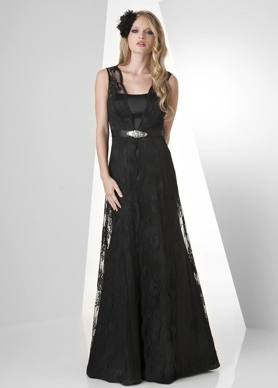 Bari Jay 885 Elegant Lace Dress