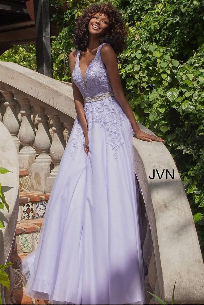 JVN by Jovani JVN68258 Ball Gown