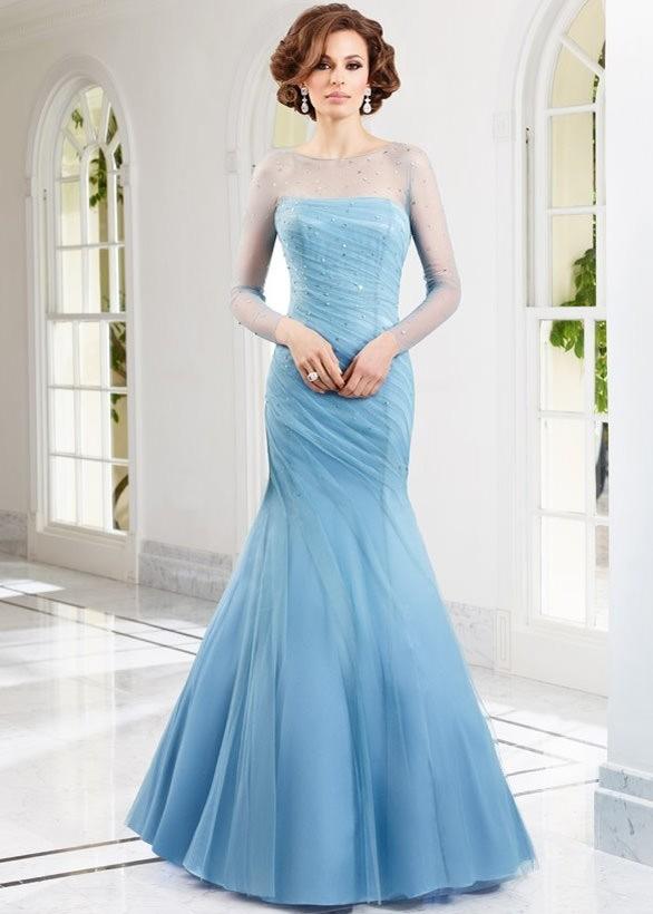 VM by Mori Lee 70917 Mermaid Mother of the Bride Dress