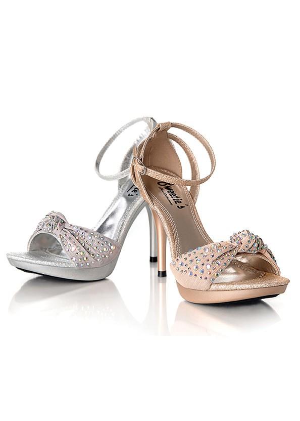 Sweetie's Sherri Jeweled Sandal