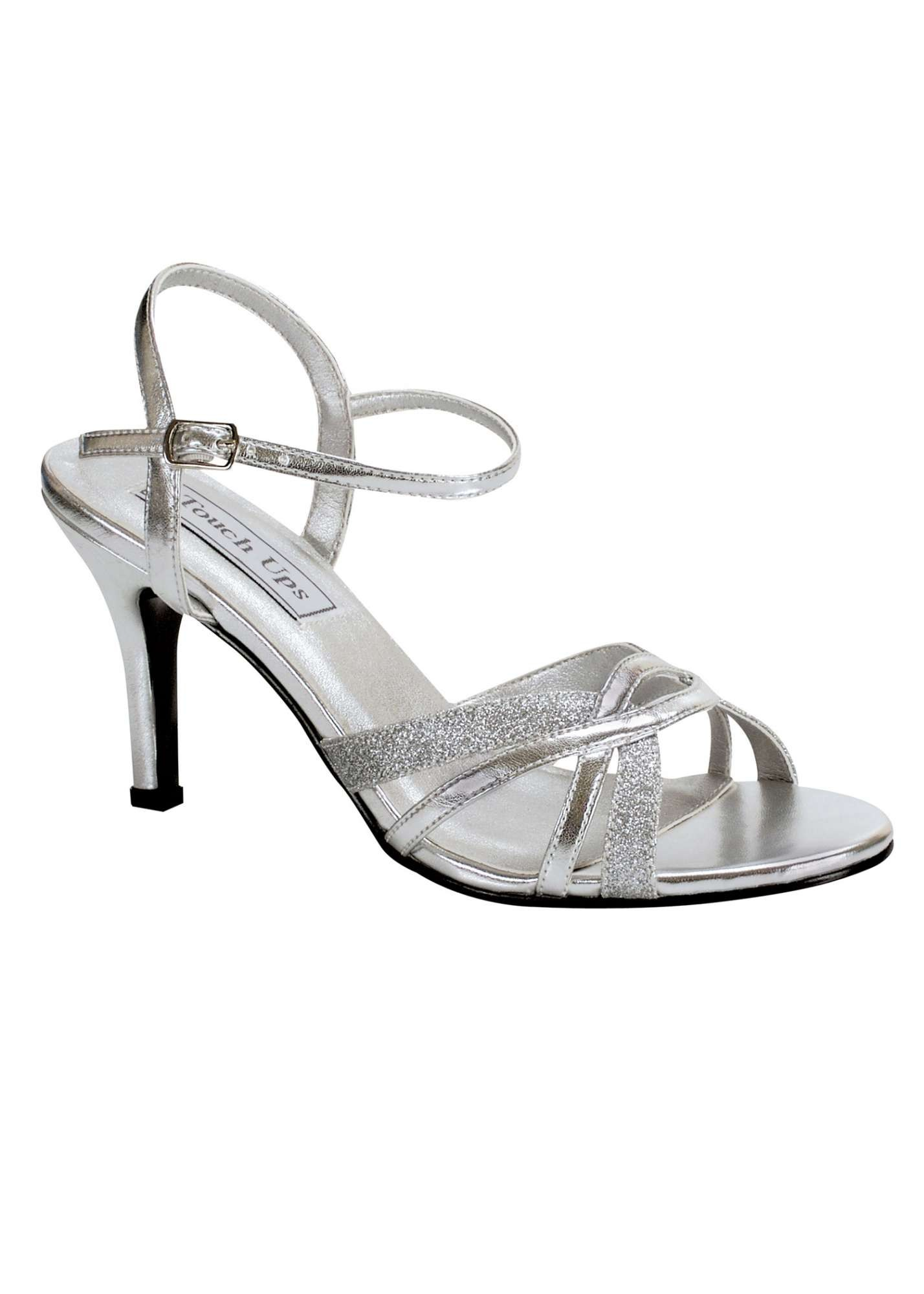 Taryn by Touch Ups Strappy Prom Shoes