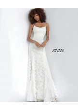 Jovani 00862 Lace Dress