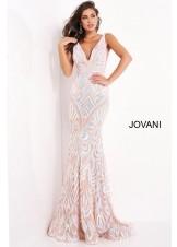 Jovani 02753 Sequin Embellished Prom Dress