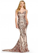 Amarra 20502 Designer Evening Dress