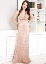 Cecilia Couture 2135 Sultry Sequin Gown