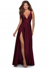 La Femme 28547 Evening Dress