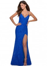 La Femme 28548 Evening Dress