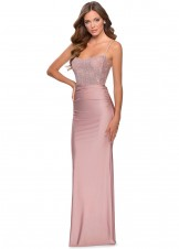 La Femme 28558 Evening Dress
