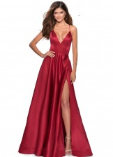 La Femme 28628 Evening Dress