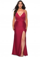 La Femme 29022 Plus Size Dress
