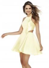 Alyce 3031 Short Halter Dress