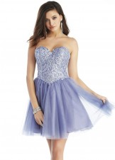 Alyce 3052 Lavender Violet Corset Party Dress