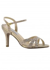 Dulce by Touch Ups Shimmer Sandal
