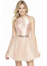 Alyce 4194 Two-Piece Sparkly Short Dress
