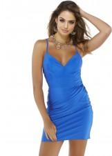 Alyce 4269 Electric Blue Strappy Back Dress