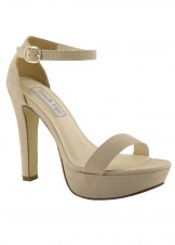 Mary by Touch Ups Platform Sandal