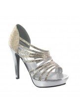 Carey by Touch Ups Strappy Party Shoes