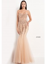 Jovani 5908 Beaded Mermaid Dress
