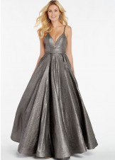 Alyce 60564 Cracked Ice Taffeta Ball Gown