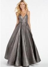 Alyce 60564 Cracked Ice Taffeta Ball Gown