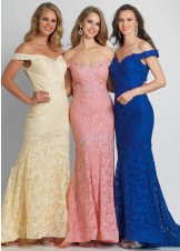 Dave and Johnny A7227 Prom Dress