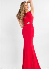 Rachel Allan 7675 Simply Fab Jersey Gown