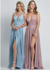 Dave and Johnny A9009 Prom Dress