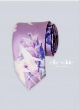 Ellie Wilde EW11803T Charming Floral Print Tie