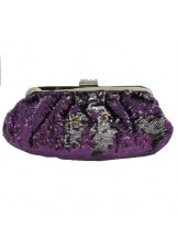 Helen's Heart Style FP-7051 Reversible Sequin Purse