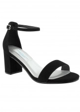 January by Dyeables Block Heel Sandal