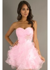 Alyce 3545 Ruffle Organza Party Dress