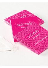 Matchsticks Book of 50 Double Stick Tape by Commando