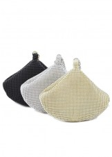 La Regale RL50058 Metal Mesh Shoulder Bag