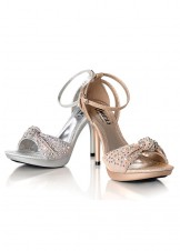 Sweetie's Sherri Jeweled Sandal