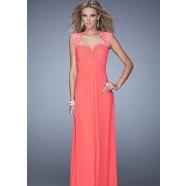La Femme 20844 Sweetheart Prom Dress