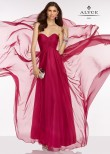 Alyce B'Dazzle 35779 Ruched Empire Waist Prom Dress