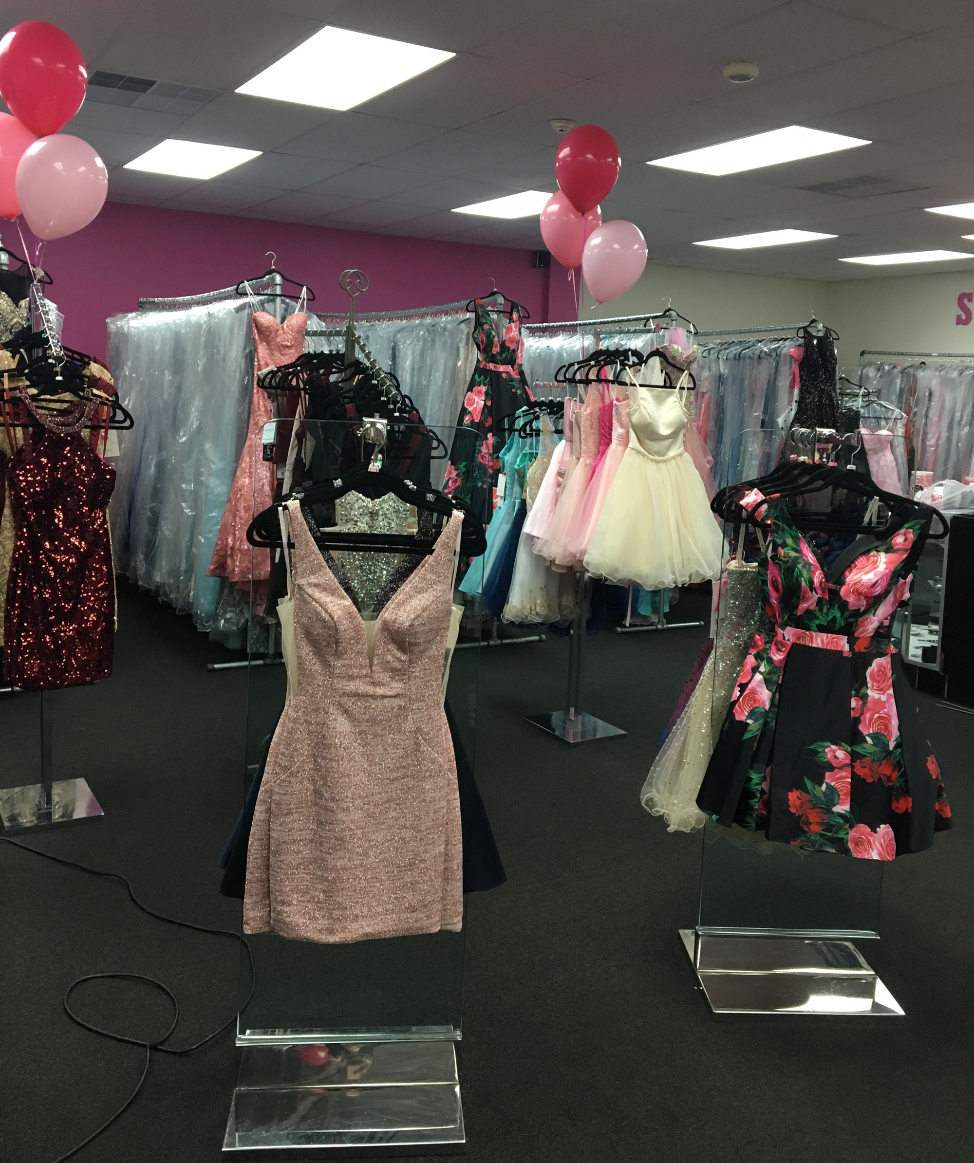 Ball Gowns and Prom Dresses at RissyRoos.com of Northfield, New Jersey