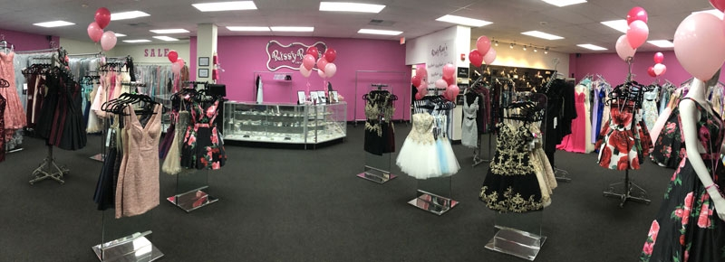 7e3d3d76597 rissyroos.com inside store. Ball Gowns and Prom Dresses ...