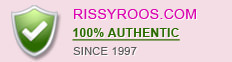Rissyroos.com - Selling Authentic Dresses Since 1997