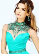 High Neckline Dresses